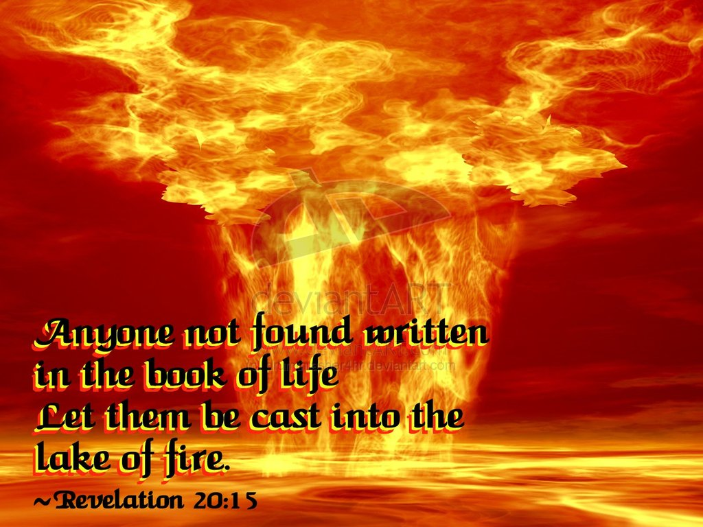 Legal Context of the Lake of Fire in the Ancient Near East and Scriptures