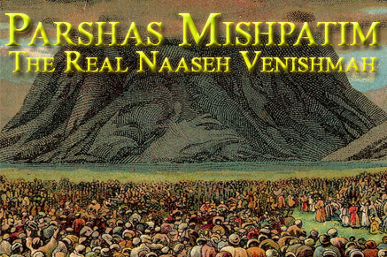 Mitzvots (commandments) in the Torah Portion Mishpatim