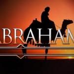 abraham on camel