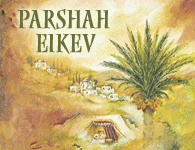 Torah Portion Ekev Complete (Updated 8/13/14)