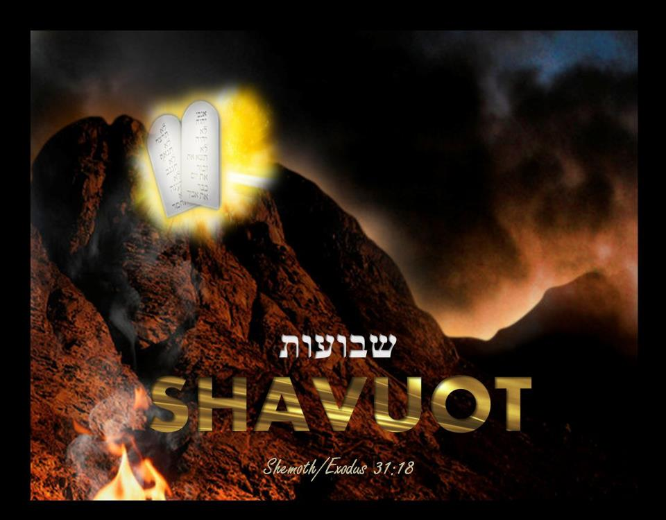 "Shavuot "" The Feast of Oaths "" Daniel McGirr"